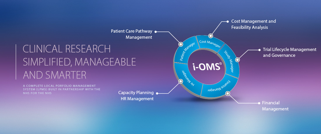 iOMS for research teams